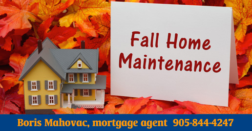 2018 fall home maintenance tips